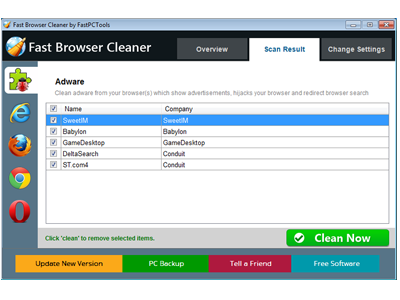 Fast Browser Cleaner - 浏览器清理工具[Windows][$19.9→0]丨反斗限免
